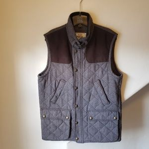 Jos.a.bank quilted vest